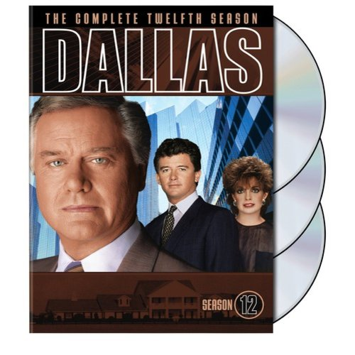DALLAS-COMPLETE 12TH SEASON (DVD/3 DISC/FF-4X3)