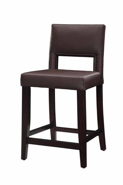 Linon Vega Counter Stool 24 Walmart Com