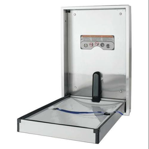 FOUNDATIONS 100SSV-SM Changing Station, Vertical, 35-1/2x23In
