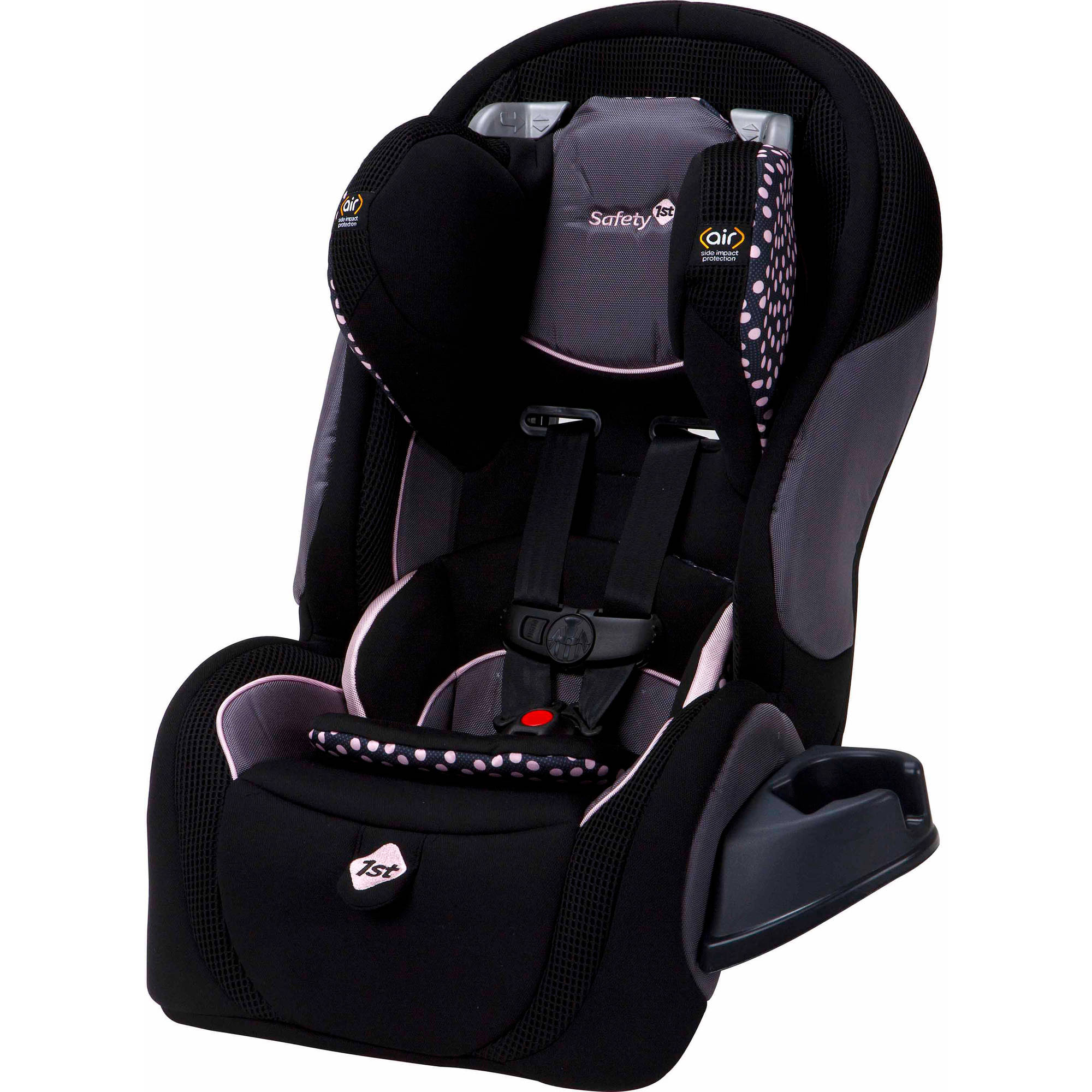 Safety 1st Complete Air 65 Convertible Car Seat, Pink Pearl
