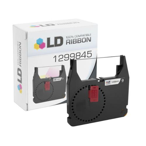 LD Compatible IBM 1299845 Black Printer Ribbon Cartridge