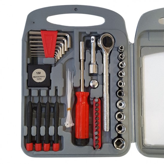 51-piece Ratchet Set