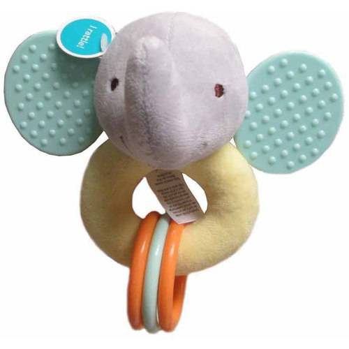 Carter's Elephant Plush Grabby