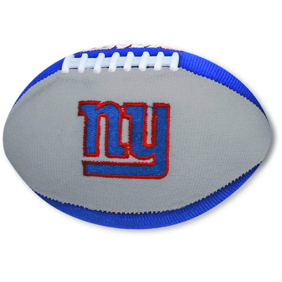 NFL New York Giants Talking Smasher Football