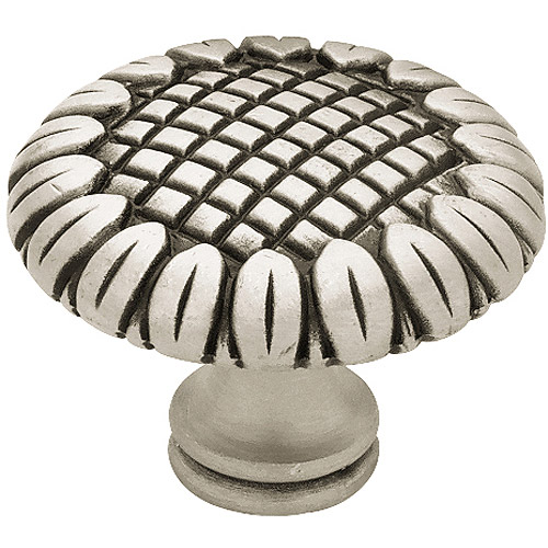 Liberty 38mm French Pineapple Knob, Brushed Satin Pewter