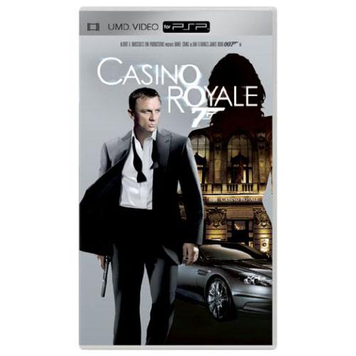 Casino Royale (2006) UMD Video for PSP