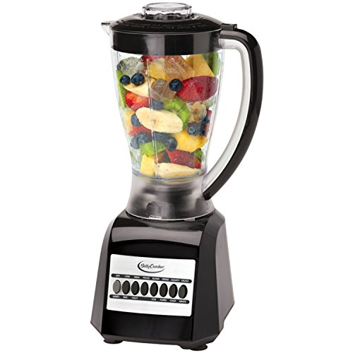 Betty Crocker Bc-2356cb Blender With Plastic Jar