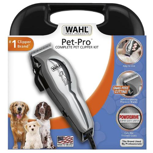 Wahl Pet-Pro Complete Pet Grooming Clipper Kit 1 ea (Pack of 2)