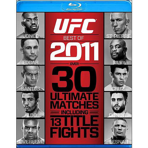 UFC: Best Of 2011 (Blu-ray) (Widescreen)