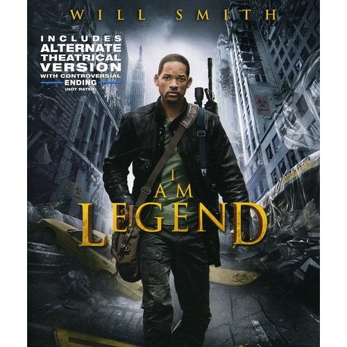 I Am Legend (Blu-ray) (Widescreen)