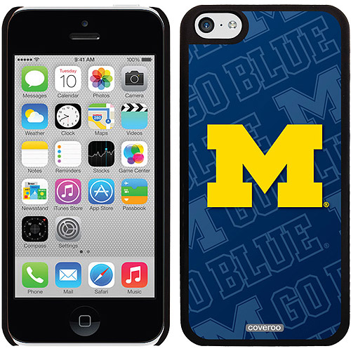 Coveroo Michigan Watermark Design Apple iPhone 5c Thinshield Snap-On Case