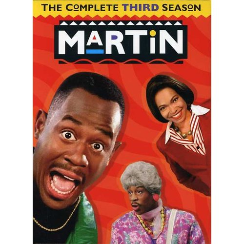 Martin (1992): The Complete 3rd Season (Old Version)