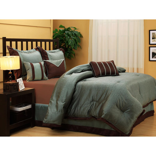 Tobey 7-Piece Comforter Set