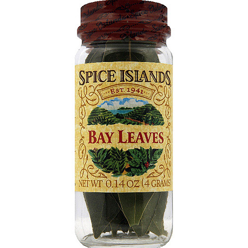 Spice Islands Bay Leaves, 0.14 oz (Pack of 3)