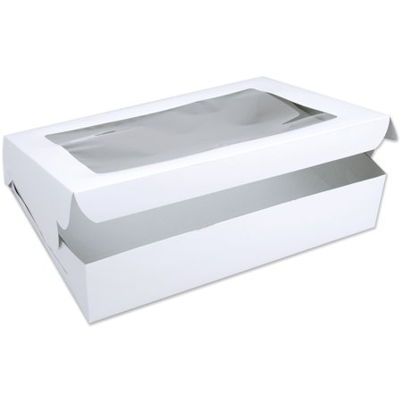 Window cake box 14 inch x 19 inch x 4 inch for 14 inch window