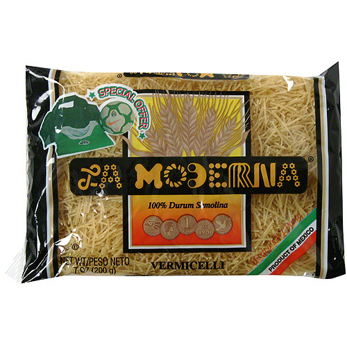 La Moderna Vermicelli, 7 oz (Pack of 20)