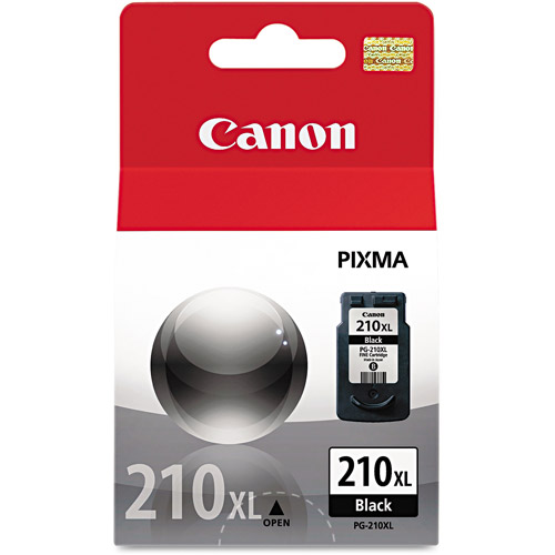 Canon PG-210 XL Black Inkjet Print Cartridge