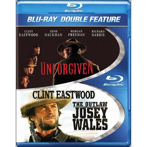 Unforgiven / The Outlaw Josey Wales (Blu-ray) (Widescreen)