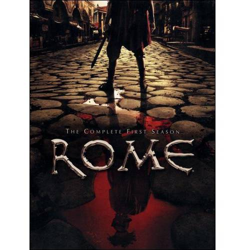 ROME-COMPLETE 1ST SEASON (DVD/WS/6 DISC/RE-PKGD)