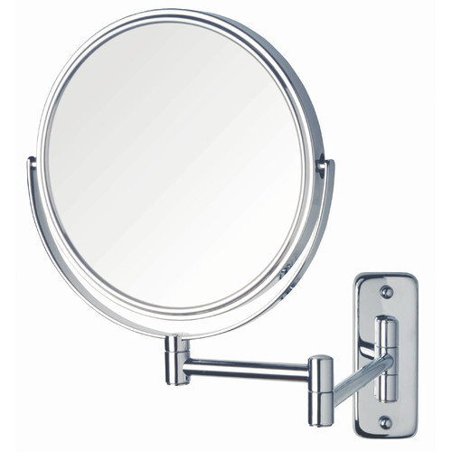 Jerdon Dual Sided Wall Mount Mirror