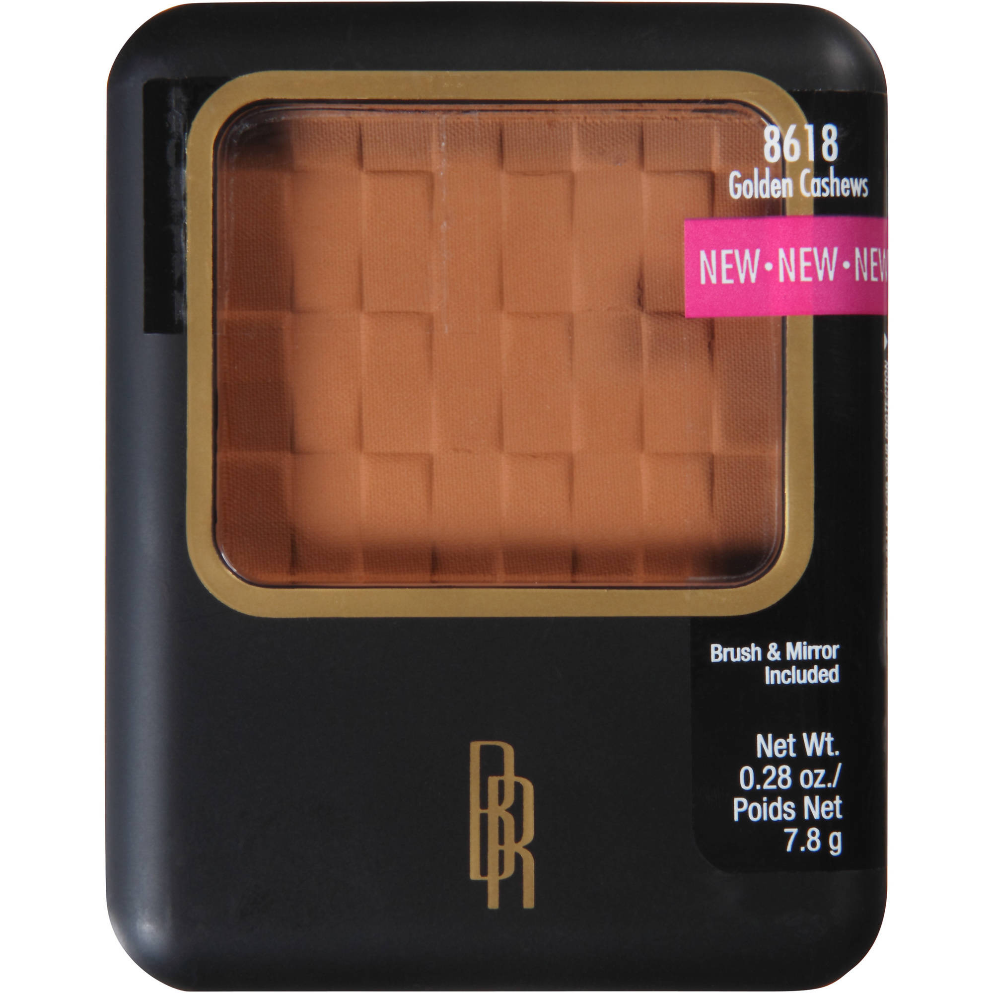 Black Radiance Pressed Powder, 8618 Golden Cashews, 0.28 oz