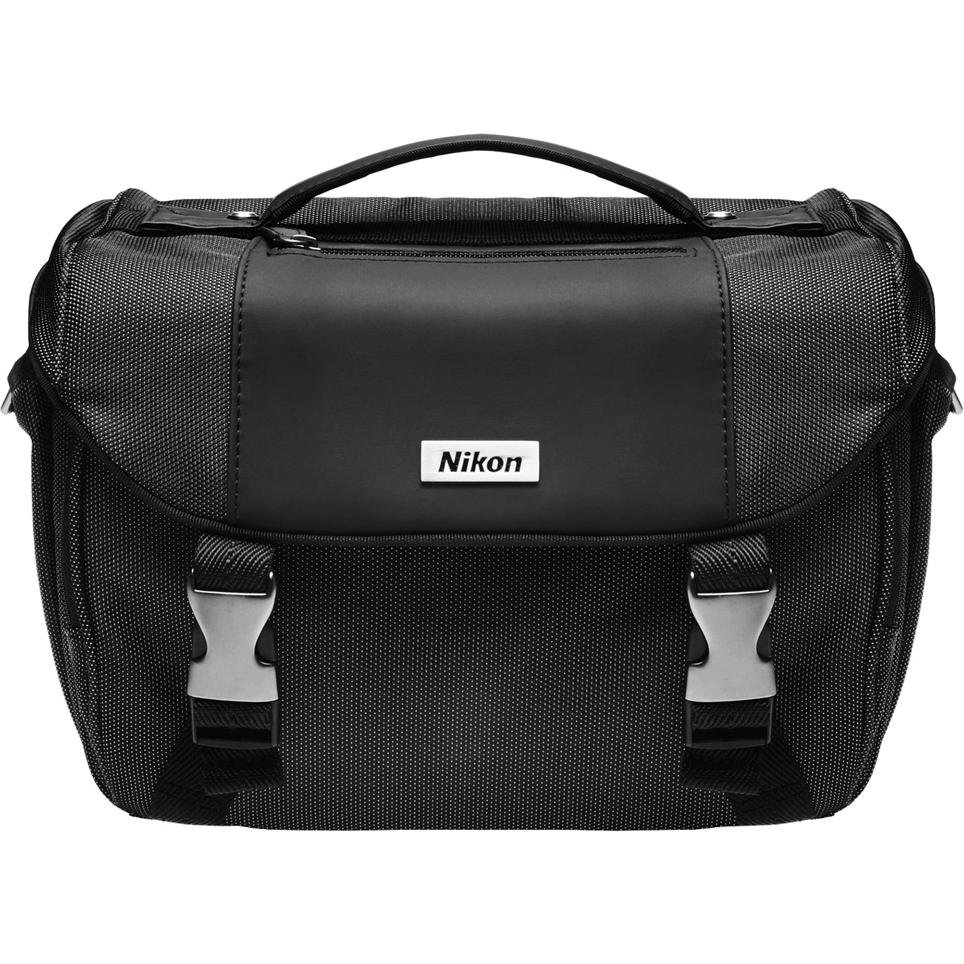 Nikon Deluxe Digital SLR Camera Case - Gadget Bag for Df, D810, D750, D610, D7100, D7200, D5500, D5300, D5200, D3300, D3200