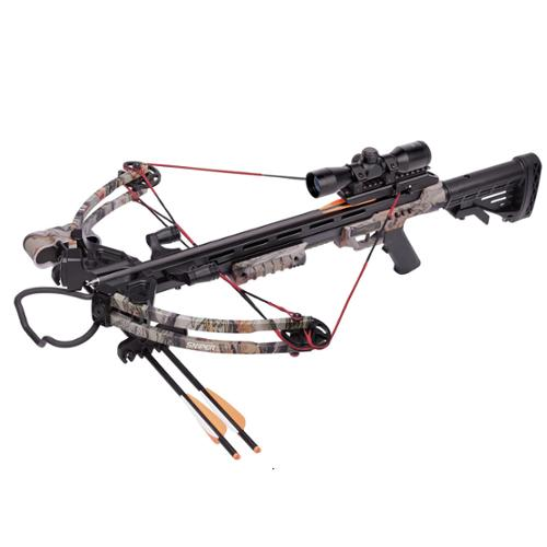 Crosman  Center Point Sniper Crossbow Camo - AXCS18CK