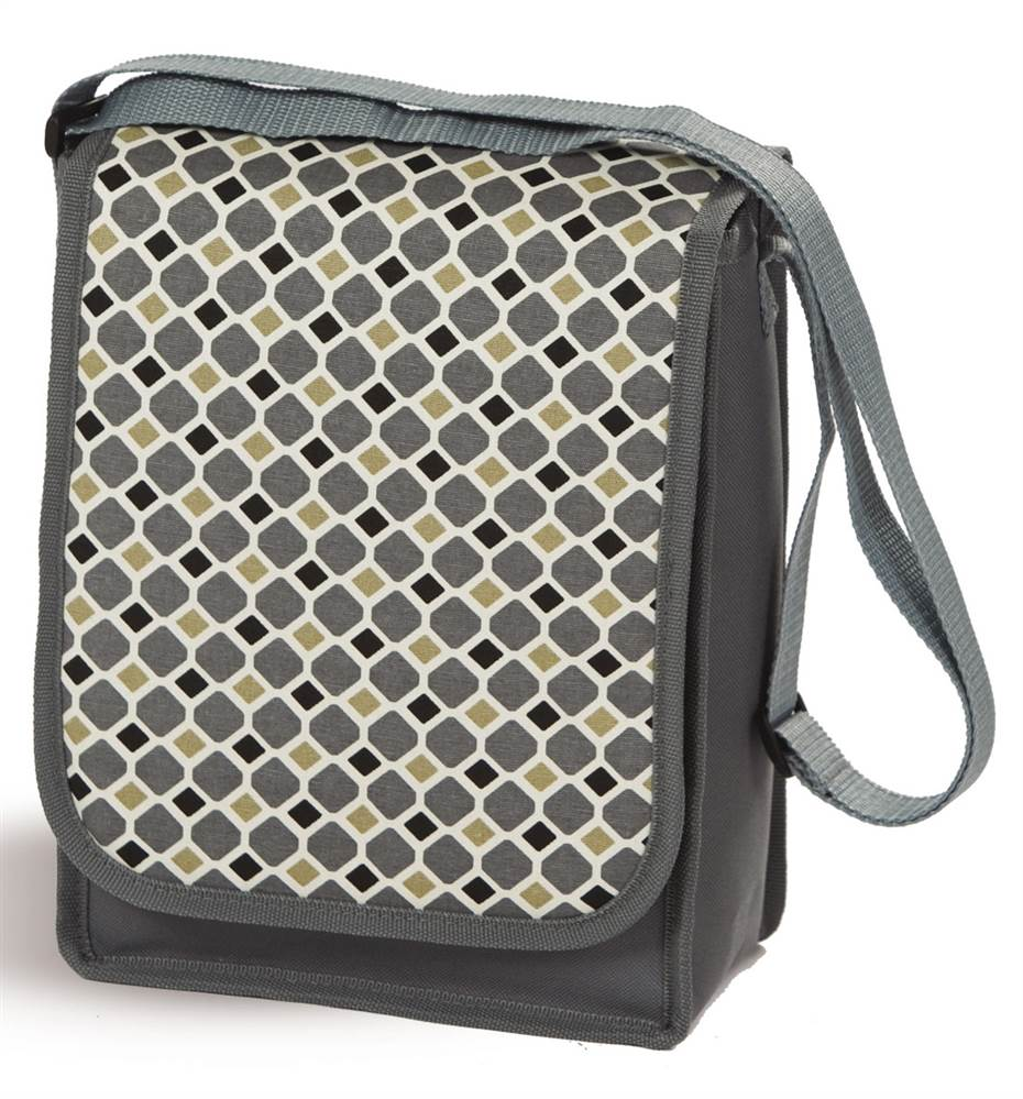 Galaxy Lunch Bag in Mosaic Pattern