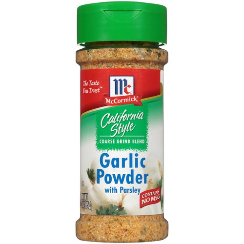 McCormick California Style Garlic Powder, 3 oz