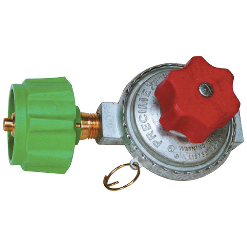 KING KOOKER Model# 00502- High Pressure Adjustable Regulator with Type 1 Connection