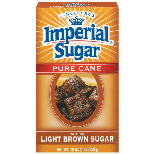 Imperial Light Brown Sugar, 16 oz