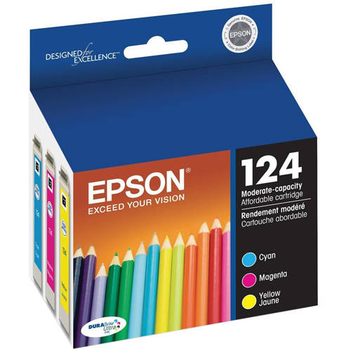 Epson DURABrite Color Inkjet Ink Multipack