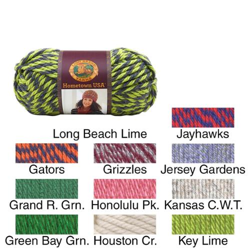 Hometown USA Yarn Gators