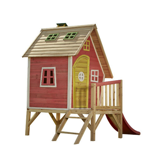 Swing-N-Slide Hide and Slide Playhouse