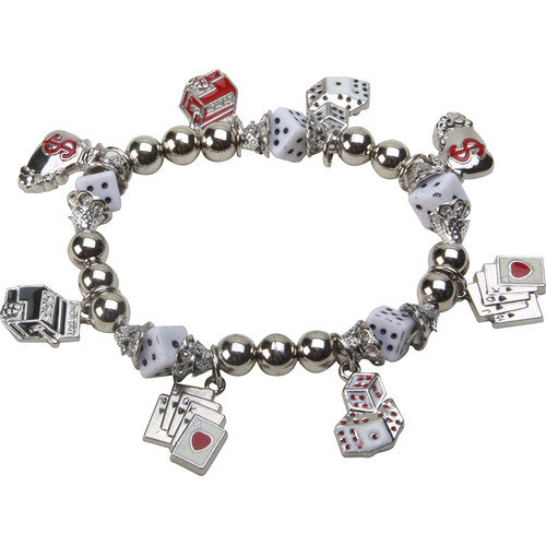 The Premium Connection Bret Roberts Gaming Stretch Charm Bracelet