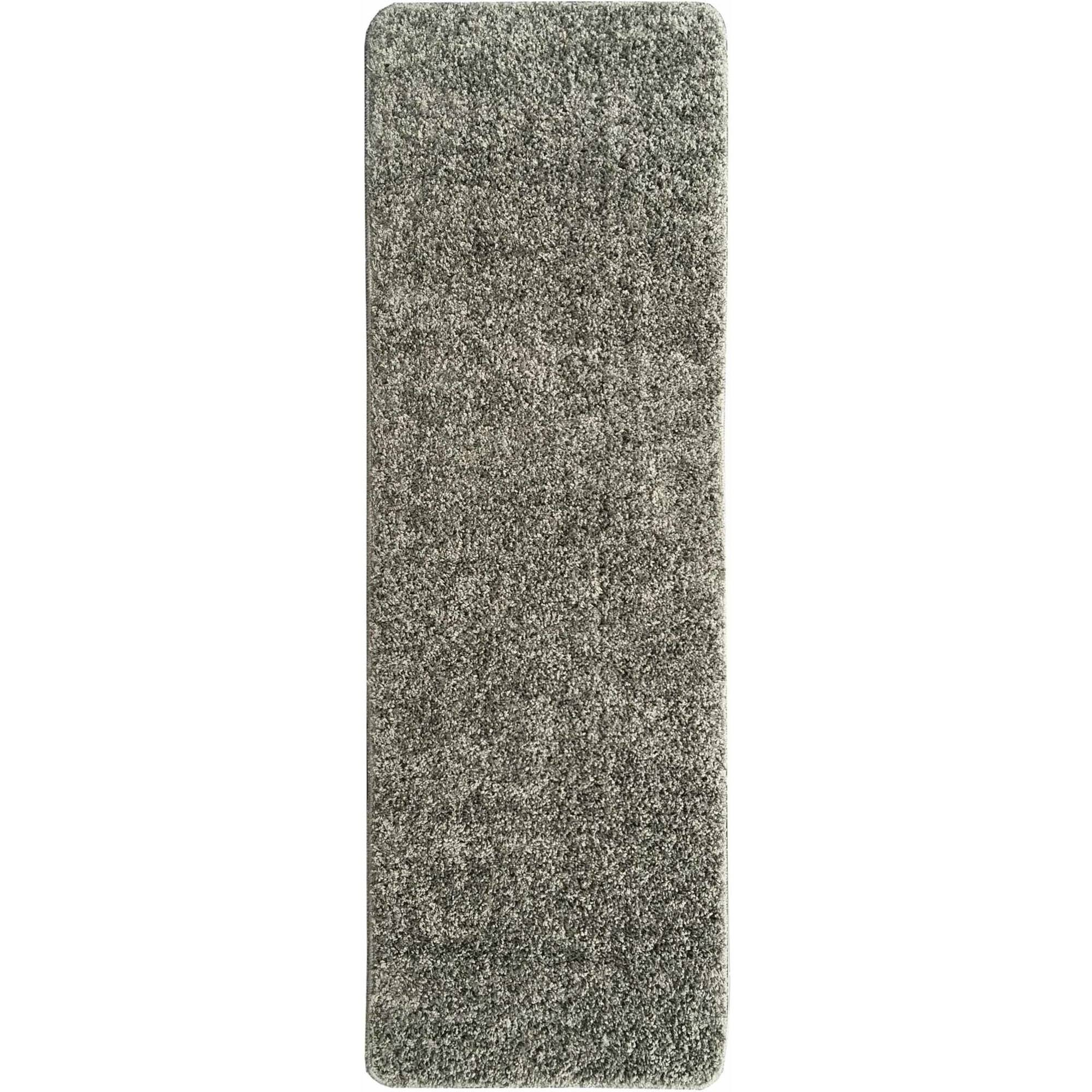 Ottomanson Luxury Collection Solid Shag Area Rugs And