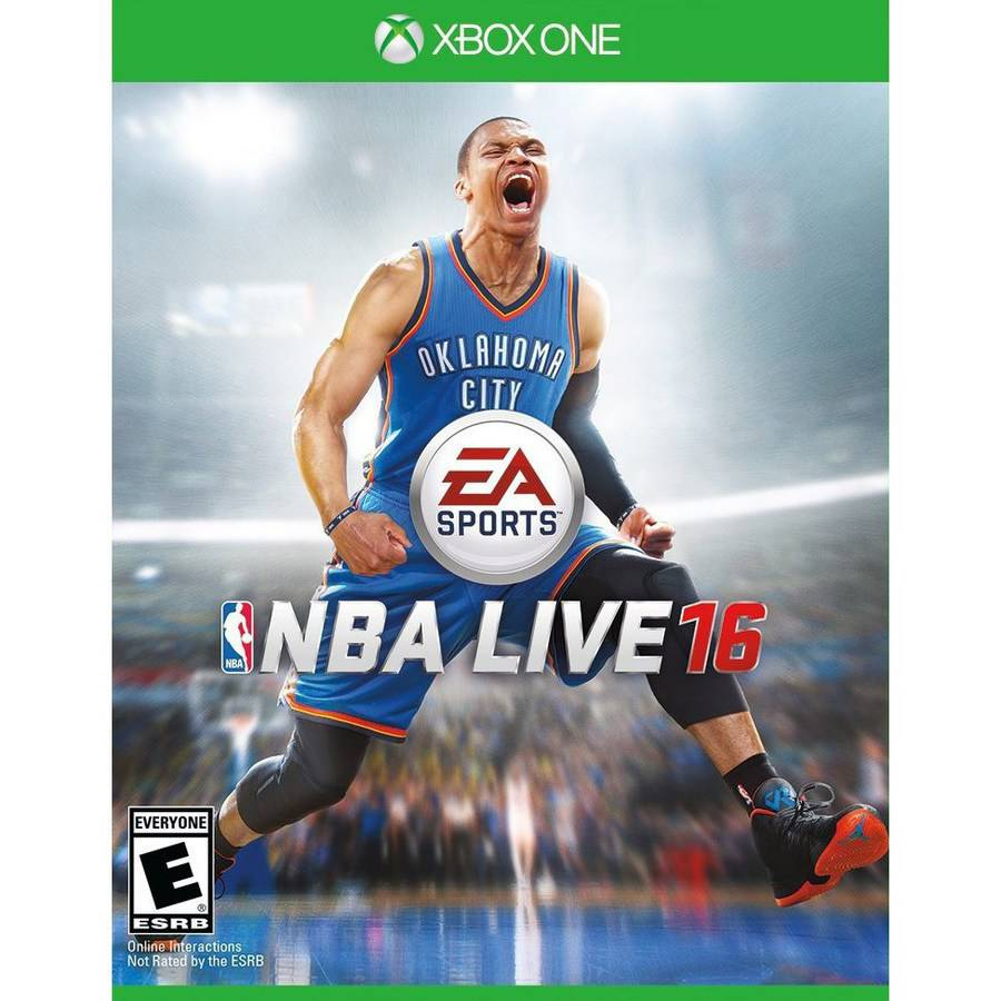NBA Live 16 (Xbox One) - Pre-Owned