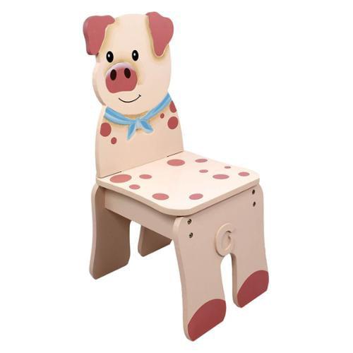 Fantasy Fields - Happy Farm Chair , Multiple Patterns