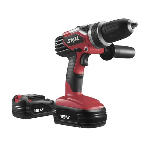 Factory-Reconditioned Skil 2898-06-RT 18V Cordless 1/2 in. Drill Driver