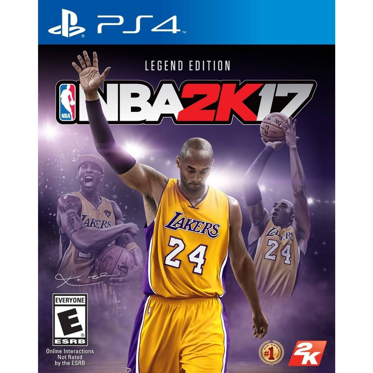 NBA 2K17 Legend Edition (PS4)