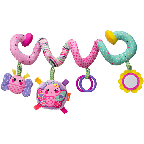 Infantino Sparkle Spiral Activity Toy