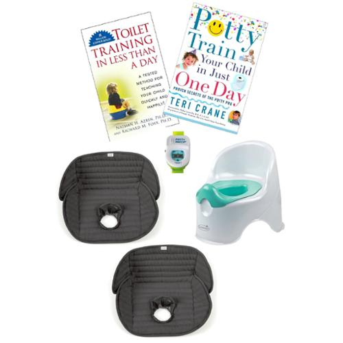 Potty Training Your Child Quicky Bundle - Guide Books & Training Aids