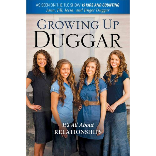 Growing Up Duggar (Not Available-Publisher Out of Stock Indefinitely)