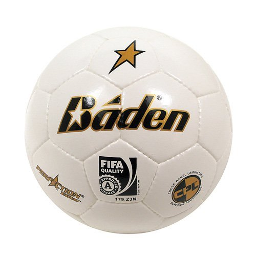 Baden 1301304 Perfection Elite Soccer Ball - Size 5
