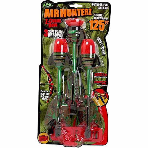 Z-Curve Bow Air Hunter Refill Pack