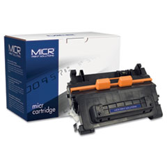 MICR Print Solutions MCR64XM HP 64X Compatible High-Yield Toner - 24000 Pages Yield - Black