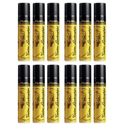 Tonino Lamborghini BUTL12 Triple Refined Butane Lighter Refill - 12 Can Pack - Shipped Separately By Ground
