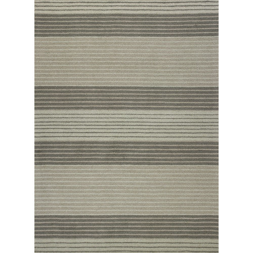 KAS Rugs Gramercy Hand-Tufted Gray Area Rug