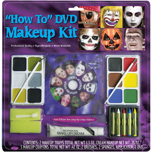 How To DVD Make-Up Kit