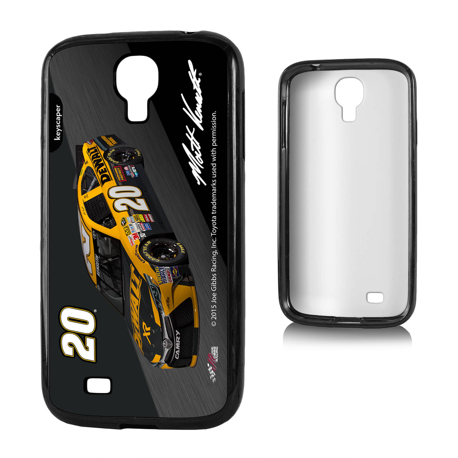 Matt Kenseth #2 Galaxy S4 Bumper Case